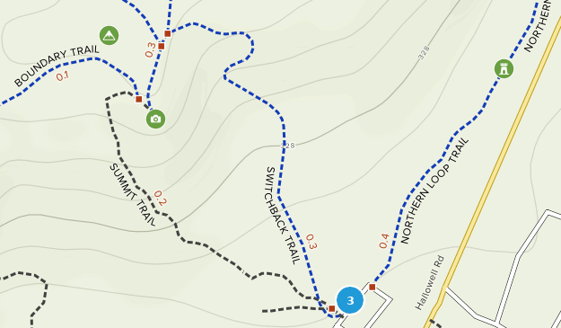 Beste Wege in Bradbury Mountain State Park - Maine | AllTrails