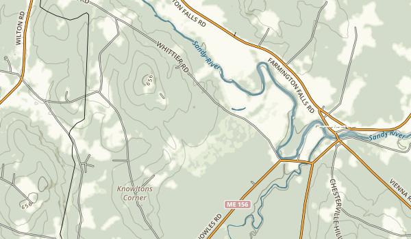 Holeb Public Reserved Land Map