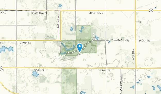 Pilot Knob State Park Map