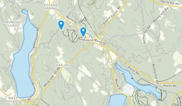 Beste Wege in Range Ponds State Park - Maine | AllTrails