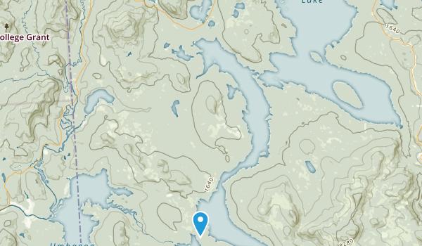 Richardson Public Reserved Land Map