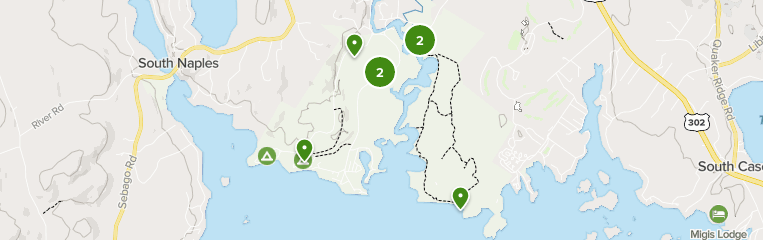 Kingfisher Lake Maps 302