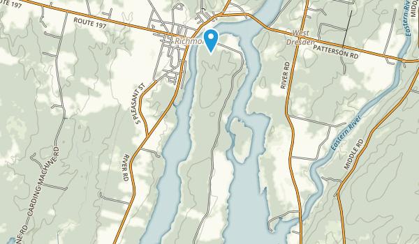 Swan Island Map