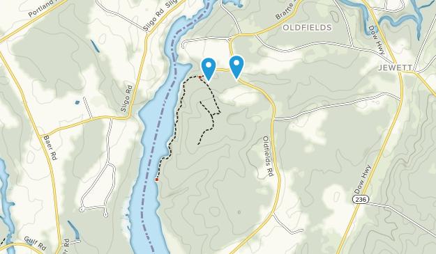 Beste Wege in Vaughan Woods State Park - Maine | AllTrails