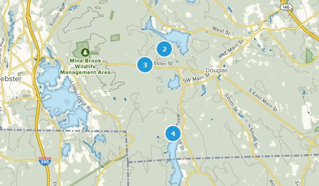 Best Trails in Douglas State Forest - Massachusetts | AllTrails