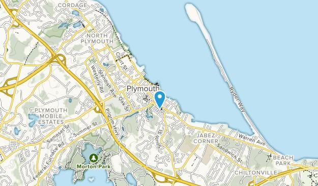 Pilgrim Memorial State Park Map