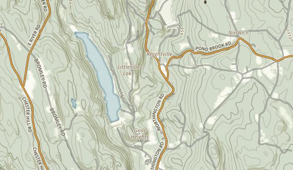 C.M. Gardner State Park Map