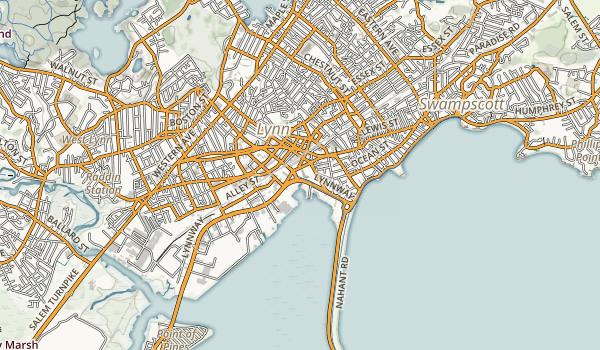 Lynn Heritage Map