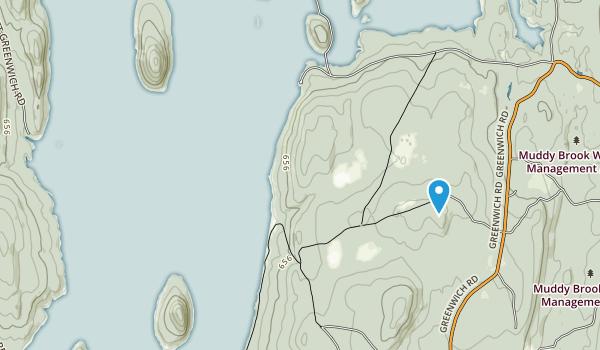 Quabbin Reservoir Map