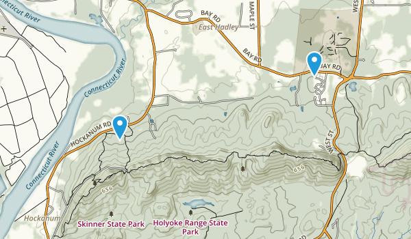 Skinner State Park Map
