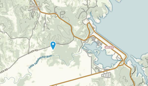 John W. Kyle Map