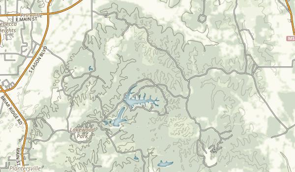 Tombigbee Map