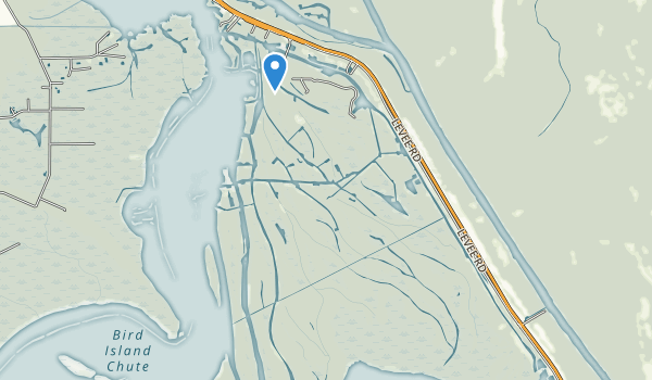 Lake Fausse Pointe State Park Map