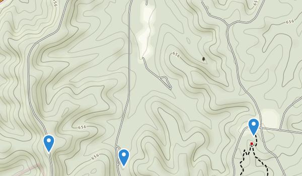 Dr. Edmund A. Babler Memorial State Park Map