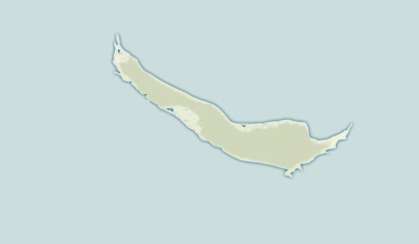 Garden Island State Recreation Area Map
