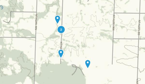 Prairie State Park Map