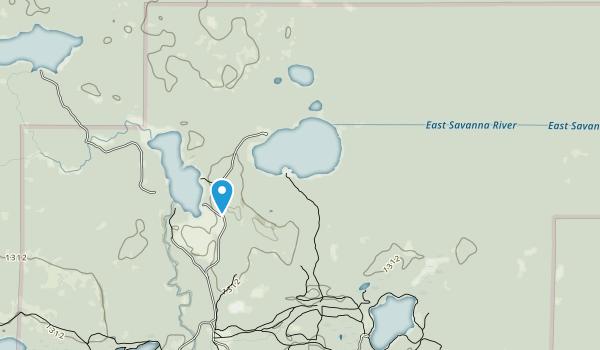 Savanna Portage State Park Map