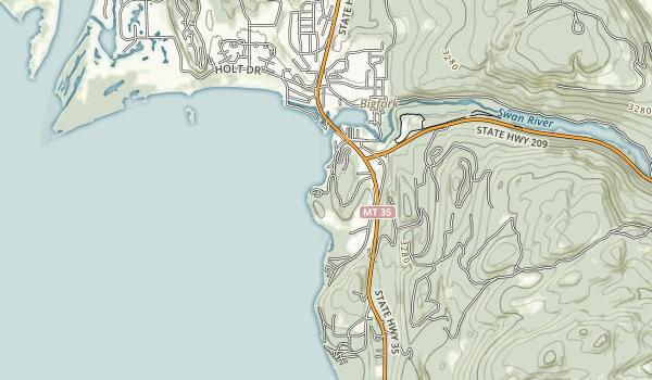 Wayfarers State Park Map