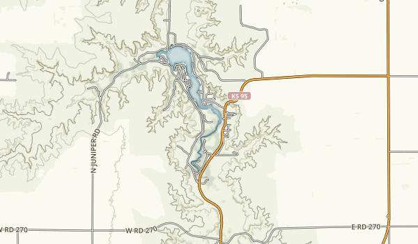 Scott State Park Map