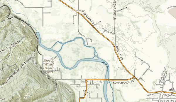 Council Grove State Park Map