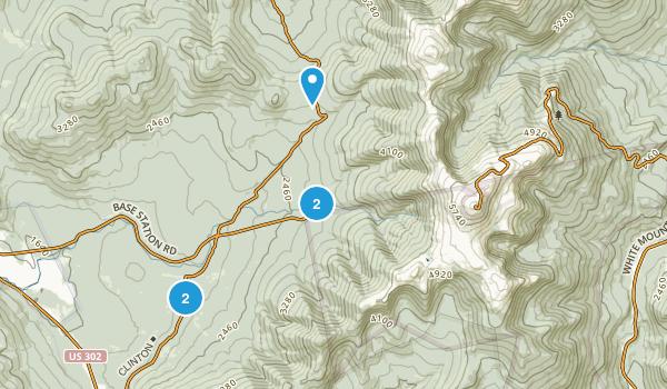 Mount Washington State Park Map