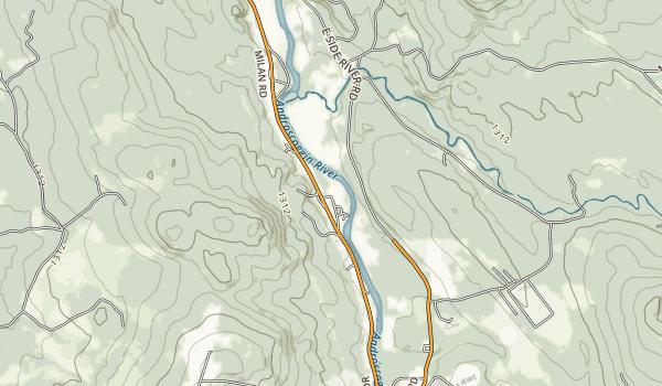 Nansen Wayside Park Map