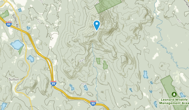 Rollins State Park Map