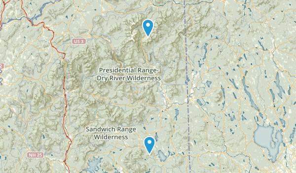 White Lake State Park Map