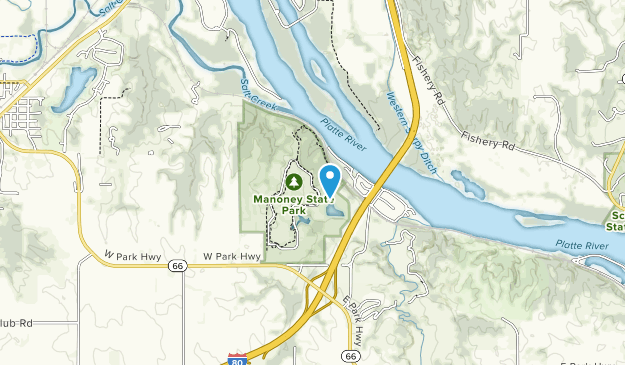 Mahoney State Park Map Best Trails in Eugene T. Mahoney State Park   Nebraska | AllTrails