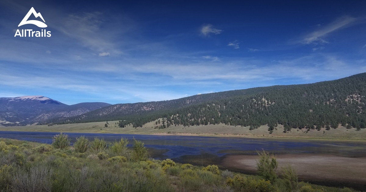 Best Trails in Eagle Nest Lake State Park - New Mexico | AllTrails