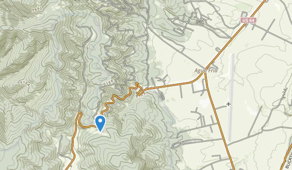 Vietnam Veterans Memorial State Park Map