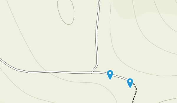 Elk Knob State Park Map