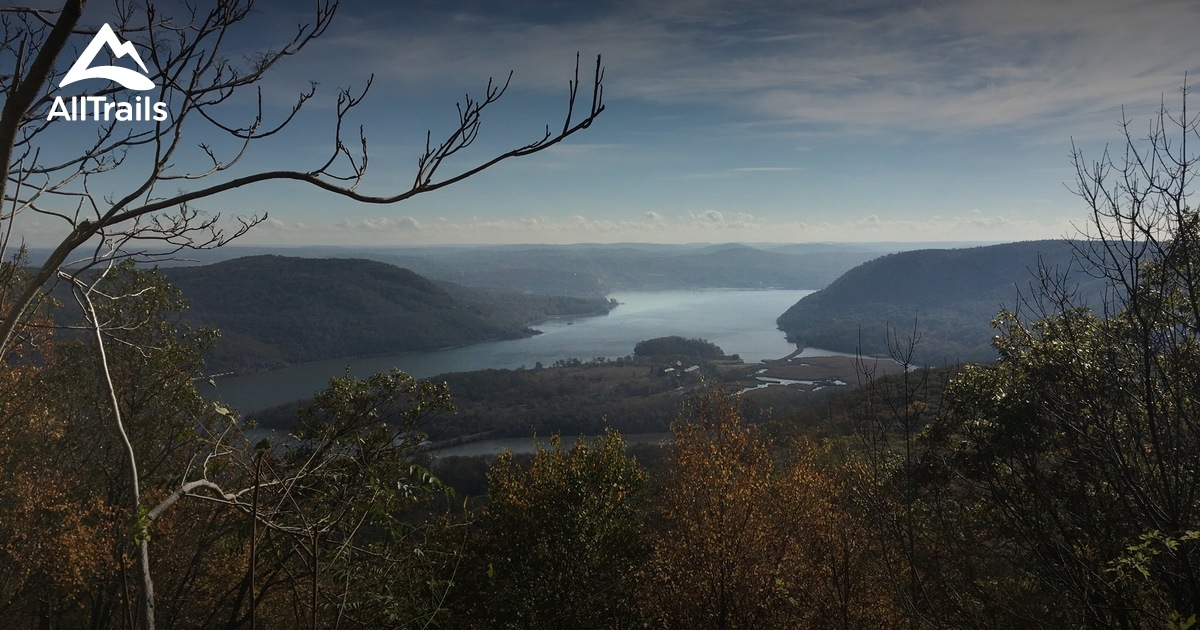 Best Trails in Bear Mountain State - 265.6KB