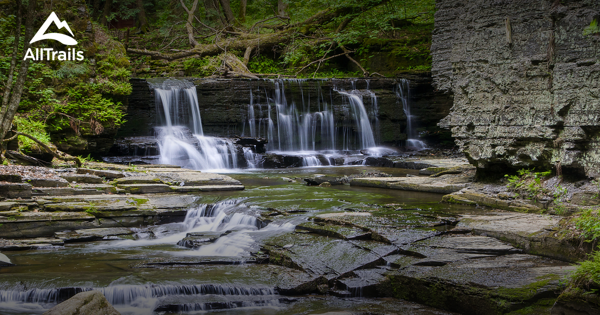 Best Trails In Fillmore Glen State Park New York Alltrails