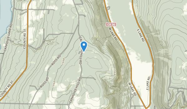 Harriet Hollister Spencer State Recreation Area Map
