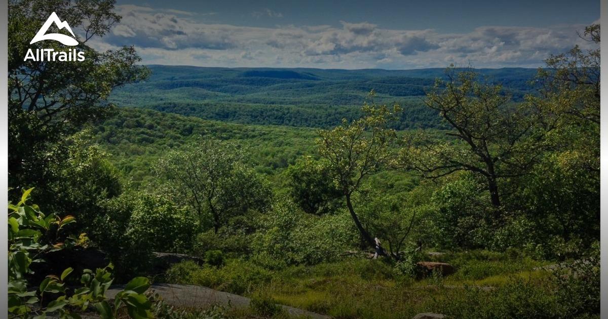 Best Trails In Harriman State Park New York Alltrails