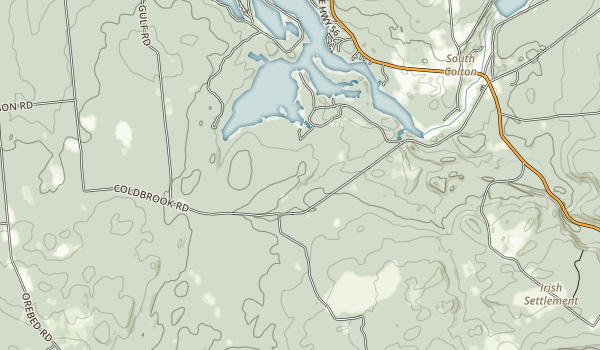 Higley Flow State Park Map