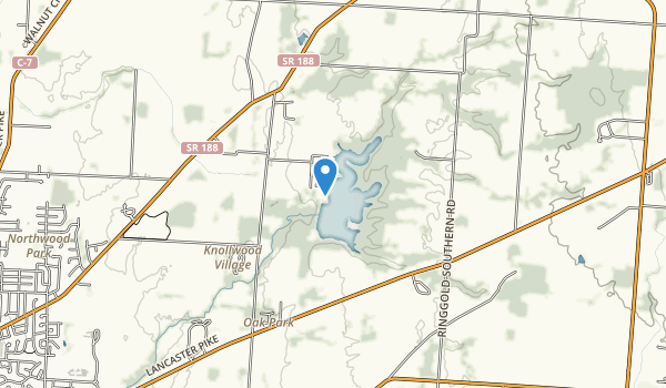 AW Marion State Park Map