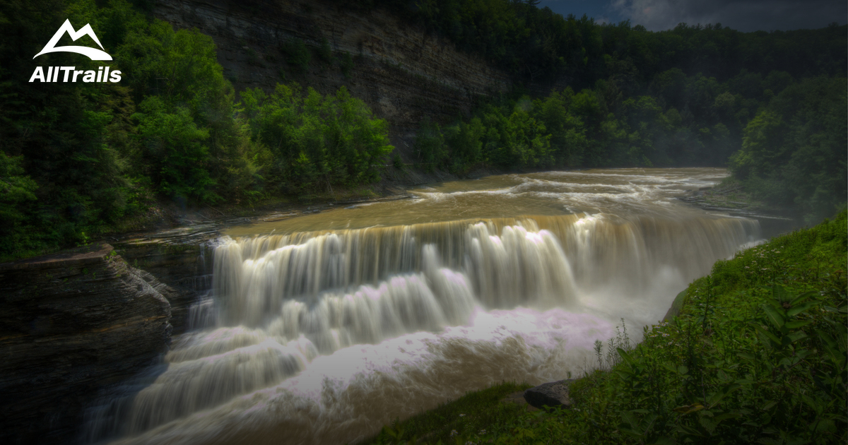 Best trails in letchworth state park - Letchworth state park swimming pool ...