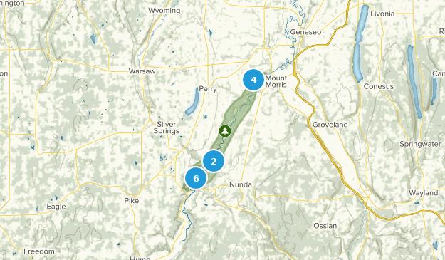 Beste Wege in Letchworth State Park - New York | AllTrails