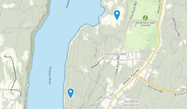 Beste Wege in Margaret Lewis Norrie State Park - New York | AllTrails
