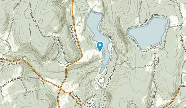 Mine Kill State Park Map