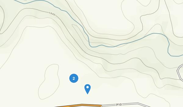 Alabaster Caverns State Park Map