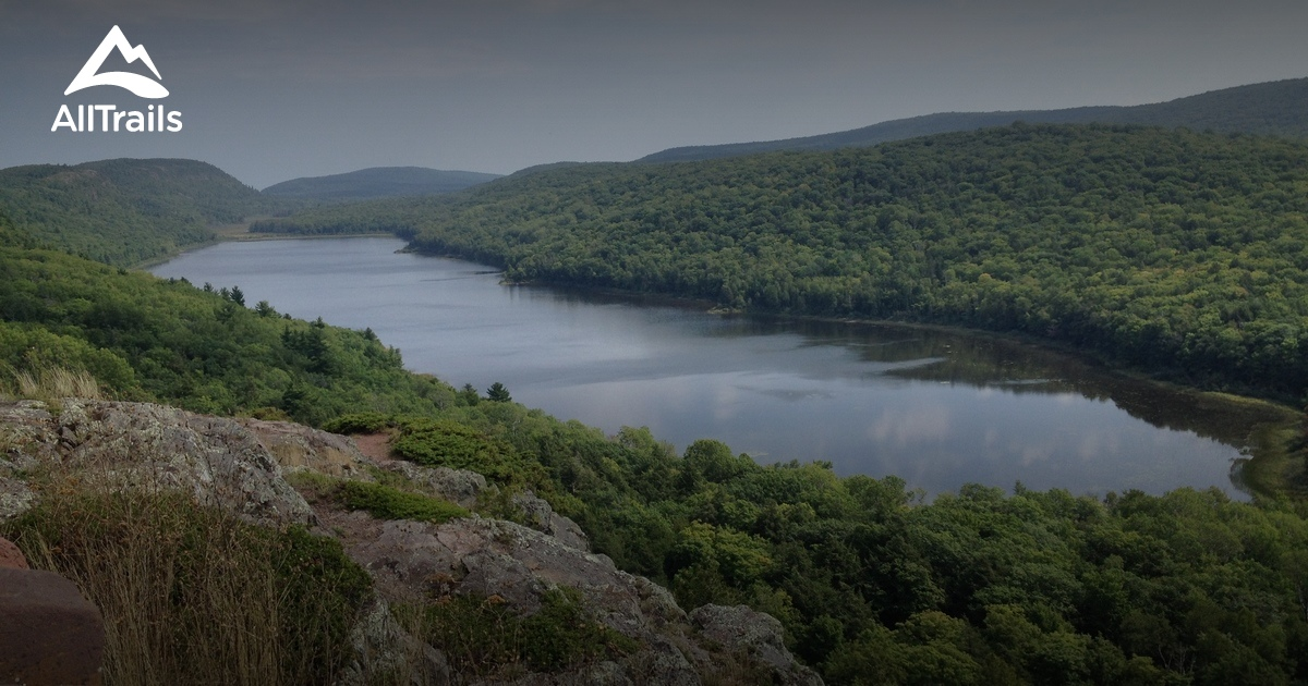 Best Trails In Porcupine Mountains Wilderness State Park