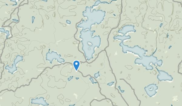 Craig Lake State Park Map