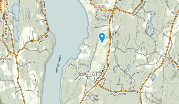 Ogden Mills & Ruth Livingston Mills State Park Map