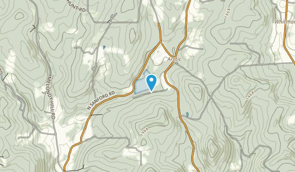 Oquaga Creek State Park Map