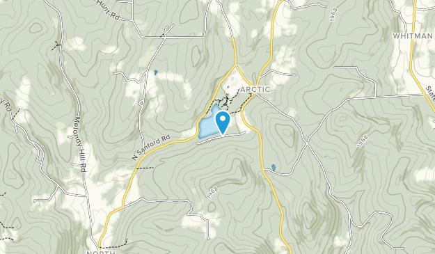 Parque Estatal Oquaga Creek Map