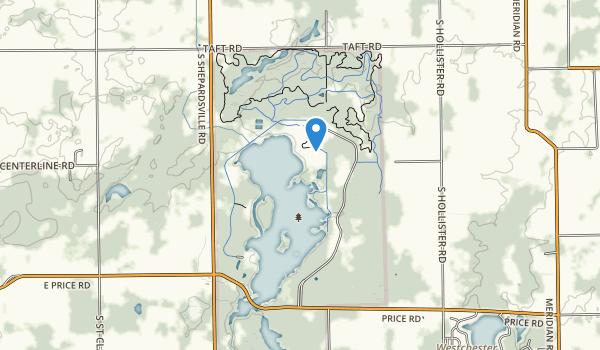 Sleepy Hollow State Park Map