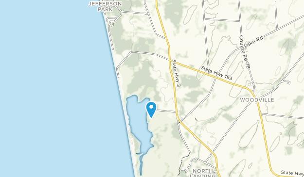Southwick Beach State Park Map